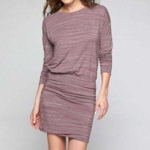 NWT Athleta Avenues Dress  Blouson jersey Medium